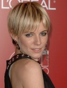 Very Short Hairstyles for Straight Hair, Sienna Miller Hair