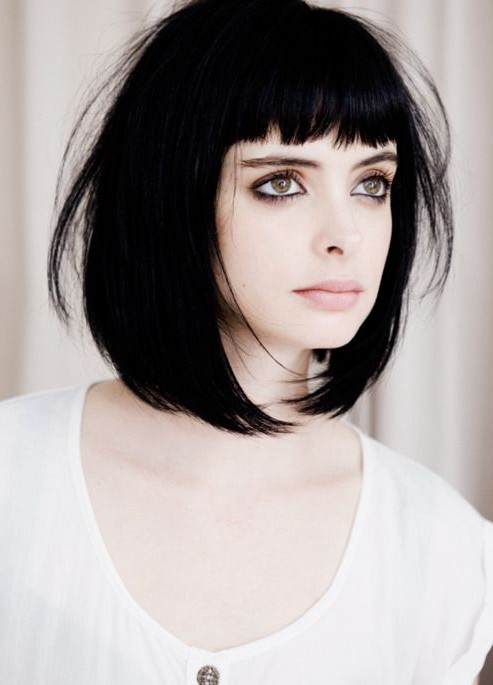 2014 Bob Hairstyles For School Girls Popular Haircuts