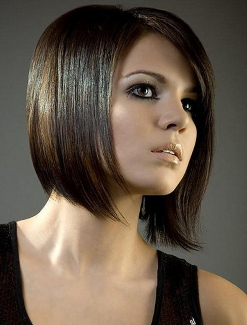 Cute Hairstyles for Girls - Short Bob Haircut