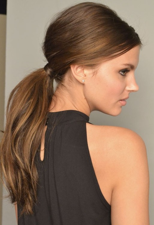 Cute Ponytail Hairstyles for Girls