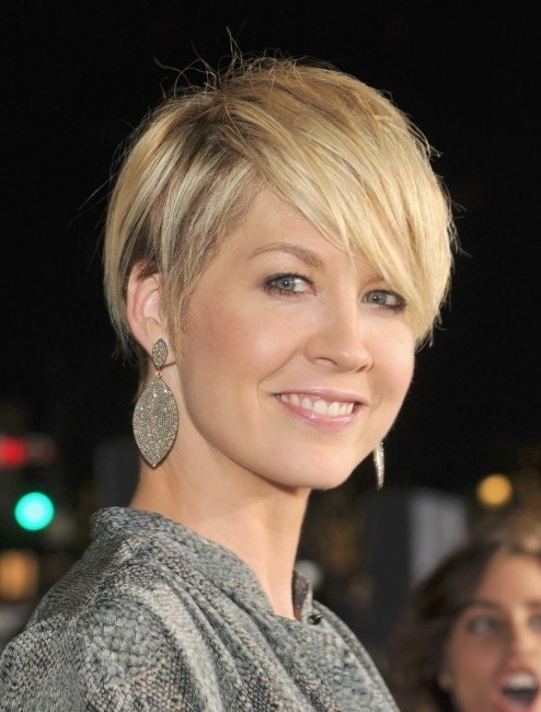 2014 Short Hairstyles for Women Over 40