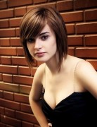 2014 Straight Bob Hairstyles for Girls