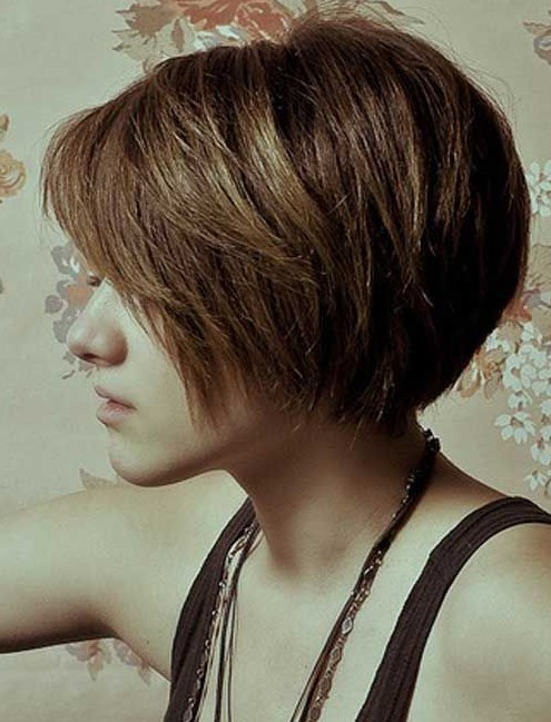 Brown Bob Haircuts for 2018