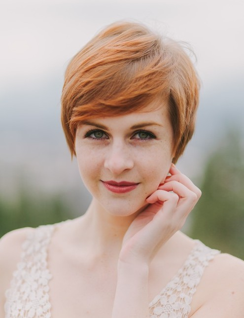 Cute Easy Hairstyles for Short Hair 2014