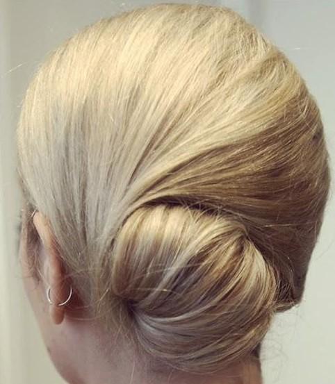 bun hairstyles pinterest easy bun hairstyles for long hair pinterest