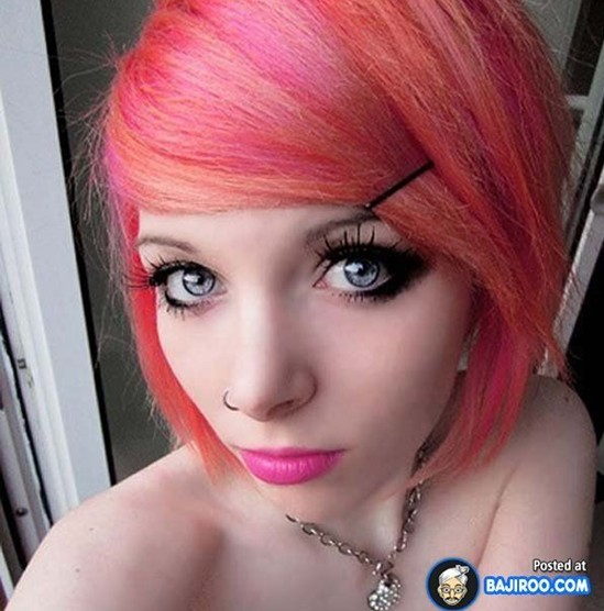 Cute Emo Hairstyles for Short Hair 2014