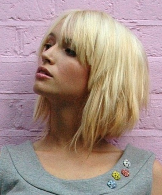 Cute Hairstyles For Girls Blonde Short Hair Popular