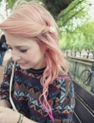 Cute Ombre Hairstyles for Girls - Long Hair