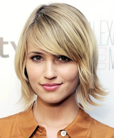 Pleasing Cute Bob Hairstyles 2014 Hairstyle Pictures Hairstyles For Women Draintrainus