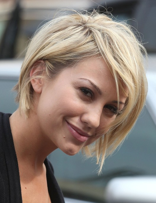 10 Hairstyles For Short Hair : Cute Easy Haircut
