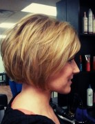 Easy Stacked Bob Haircut for 2014