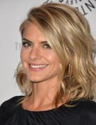 Eliza Coupe's Hairstyles: Easy Medium Haircut for Women 2014