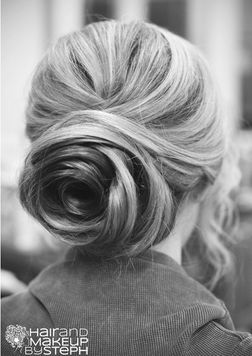simple updo hairstyles pinterest easy bun hairstyles pinterest easy