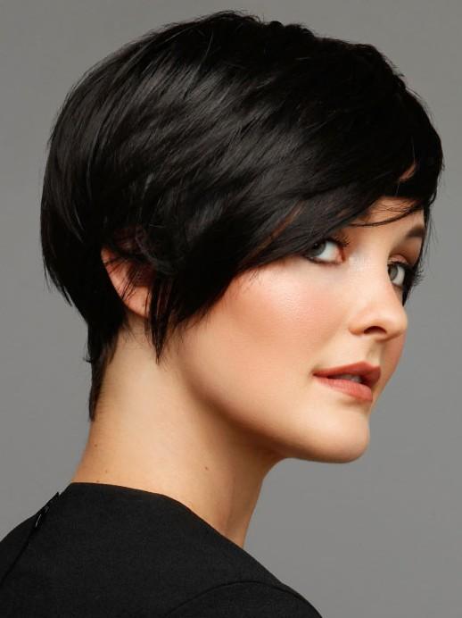 10 Hairstyles for Short Hair : Cute Easy Haircut - PoPular Haircuts