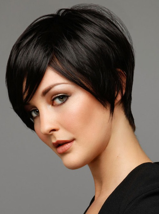 Hairstyle for Short Hair - Cute Easy Haircut