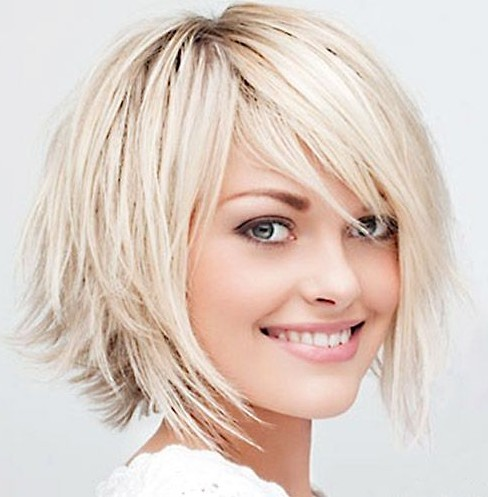 Bob Hairstyles: Shaggy Bob Haircut Ideas