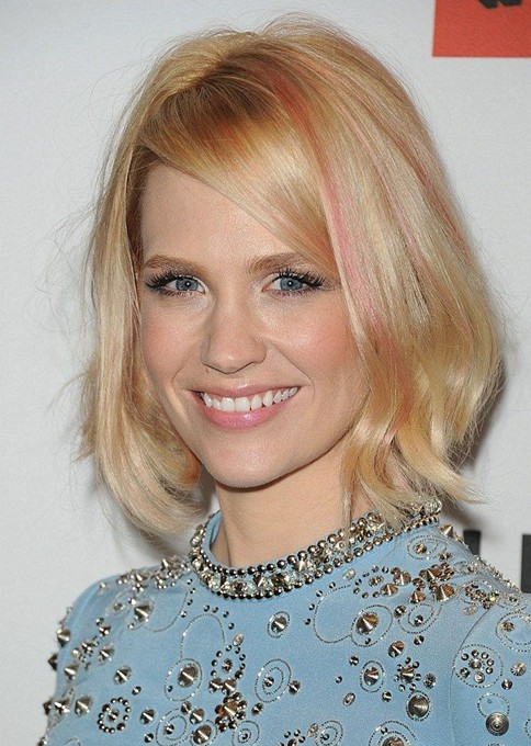 Mid-Length Bob Haircut 2014