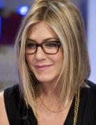 Neck Length Bob Haircut - Jennifer Aniston Hairstyles