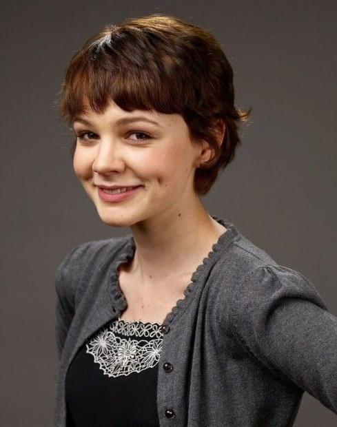 Pixie Haircut With Bangs Popular Haircuts
