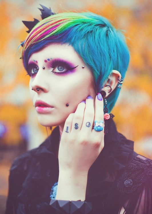 Short Emo Hair Styles Pixie Haircut 2014 Popular Haircuts