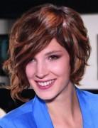 Short Hair Styles for Wavy Hair
