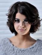 Short Hair Styles for Wavy Hair 2014