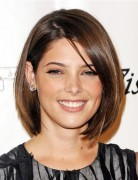 Short Straight Bob Haircuts 2014 - Ashley Greene Hairstyle