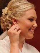 Short Wedding Hairstyles for 2014 - Blonde Wavy Hair