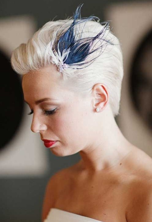 Short Wedding Hairstyles For 2014 Pixie Haircut