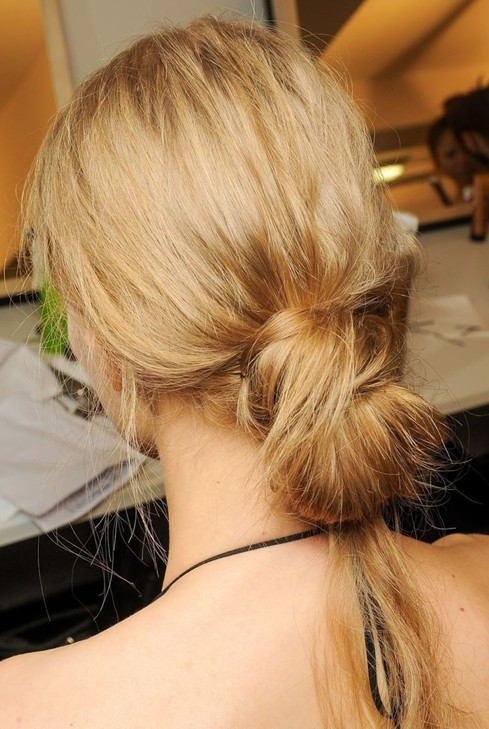 Simple and Easy Hair Updos for Long Hair