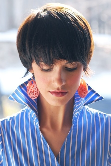Spring, Summer Hairstyles for Short Hair 2014