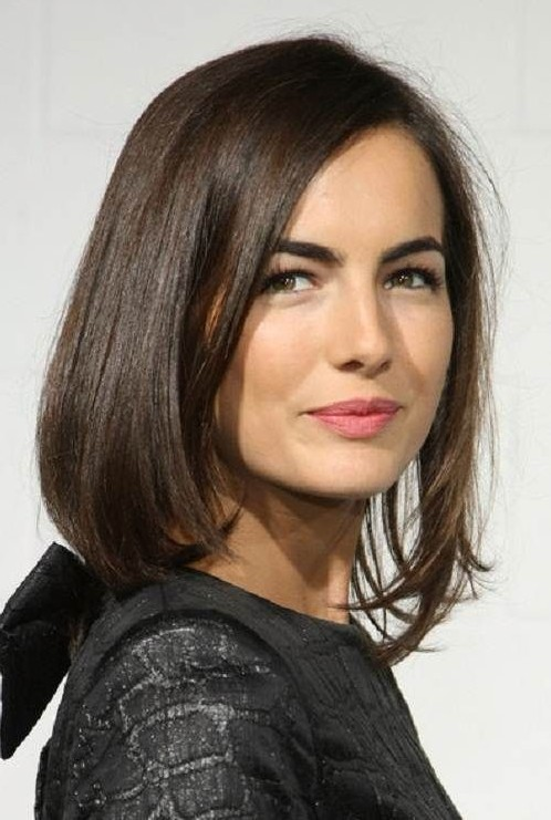 Straight Bob Hairstyles for 2018