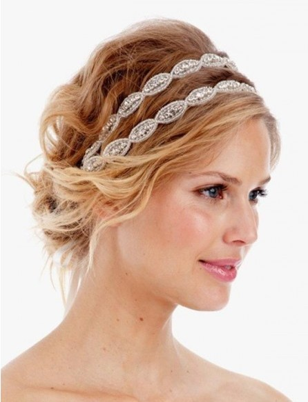Wedding Hairstyles - Romantic Updo