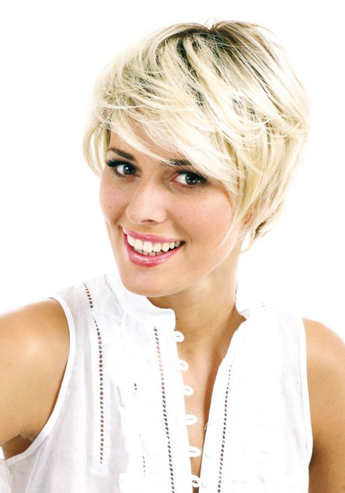 Haircuts For Short Hair : 10+ Cute Hairstyles for Short Hair - PoPular Haircuts