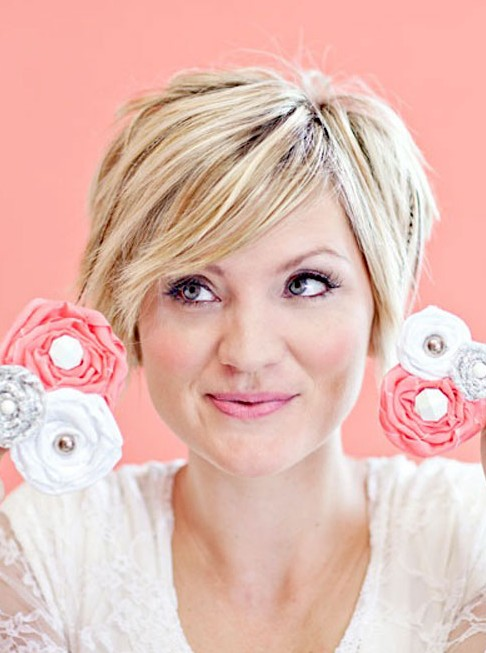 2014 Cute Pixie Hairstyles for Short Hair PoPular Haircuts