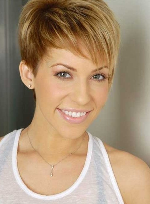 2014 Cute Short Hairstyles For Girls Popular Haircuts