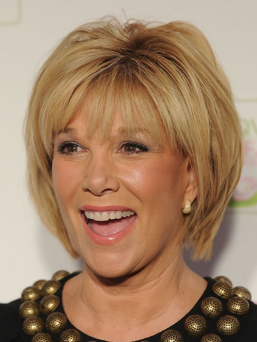 2014 Cute Short Hairstyles for Women Over 40+