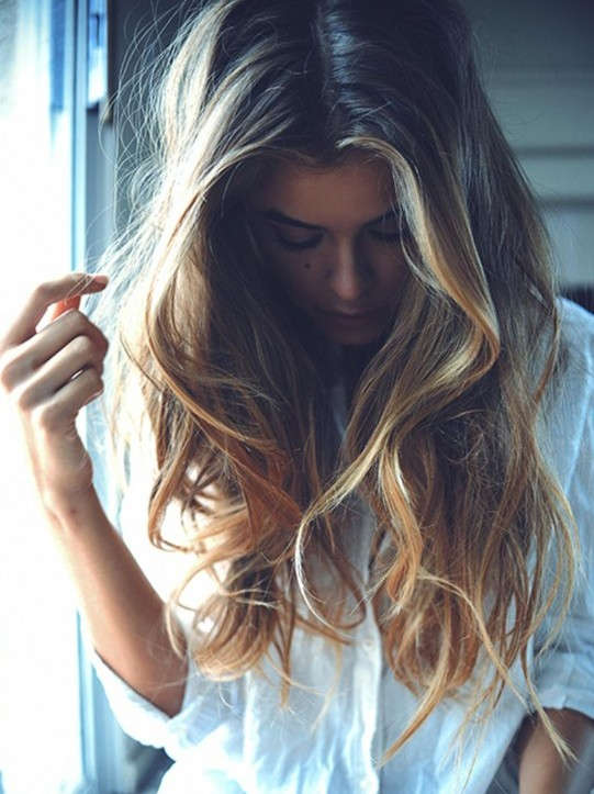 Ombre Hairstyles: Trendy Long Hair For Girls