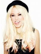 Amelia Lily Hairstyles: Long Textured Hairstyle