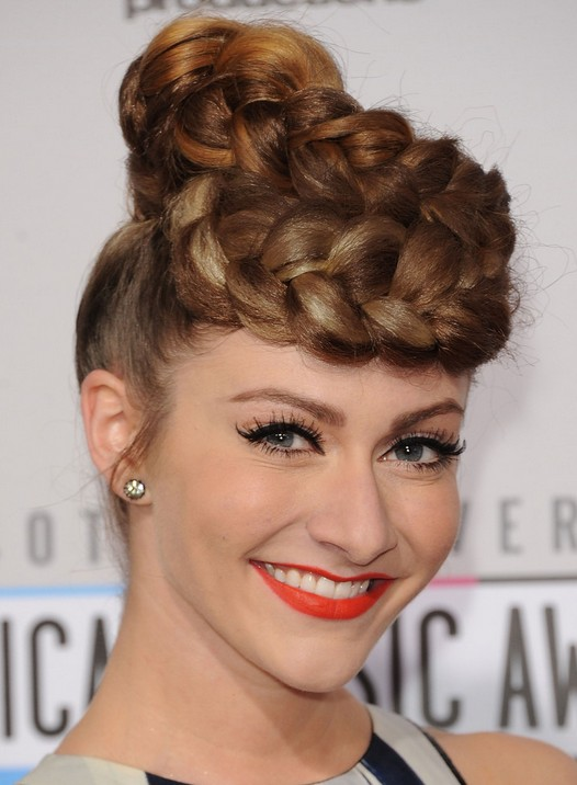 Amy long hairstyles braided updo hairstyle popular haircuts amy long hairstyles braided updo hairstyle pmusecretfo Image collections
