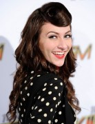 Amy Long Hairstyles: Fun Long Curly Hairstyle