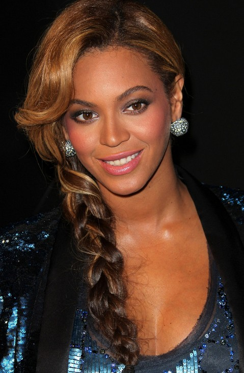 beyonce knowles hair styles 2014 super luscious side
