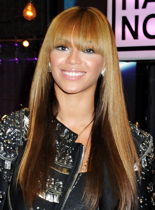 10 Beyonce Knowles Hairstyles - PoPular Haircuts