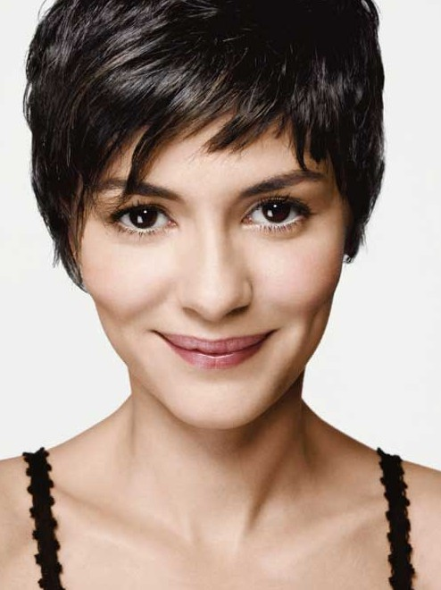 Short Cute Hairstyles 2014