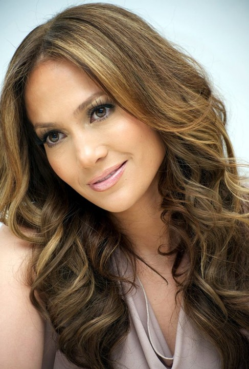 Jennifer Lopez Hairstyles Luscious Waves Popular Haircuts