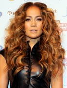 Jennifer Lopez Long Hair Styles: Bouncy Curls