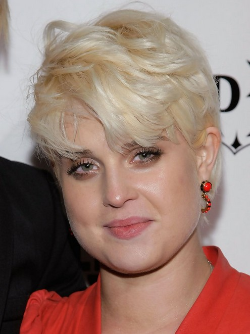 Kelly Osbourne Short Haircuts Edgy Pixie Cut Popular