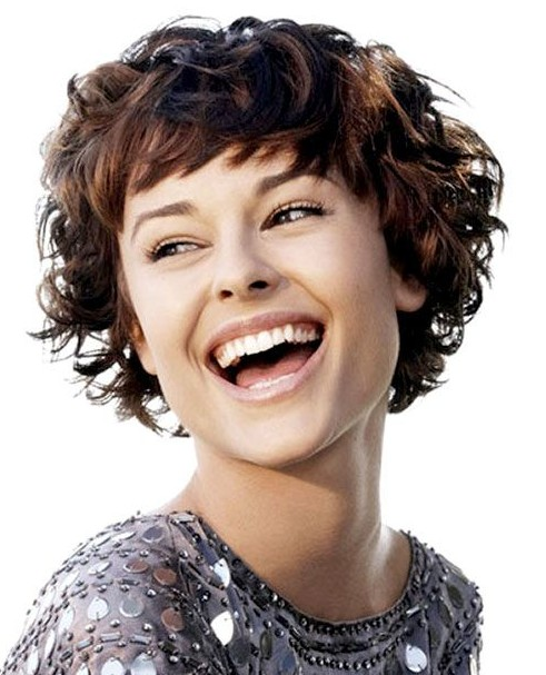 Short Hairstyles with Bangs for 2015