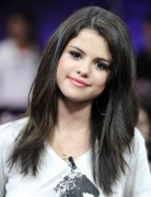 Selena Gomez Hairstyles: Long Straight Hair