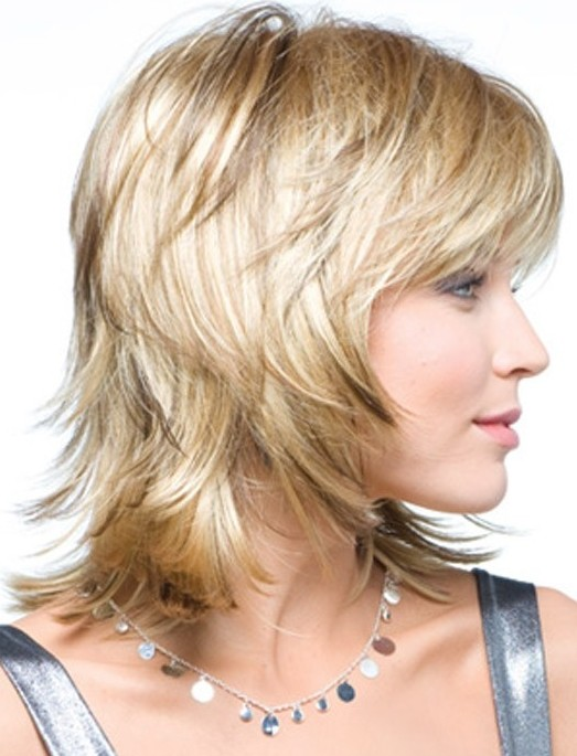 hairstyles shag These hairstyles for women come in several varieties.